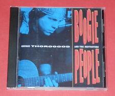 George Thorogood & The Destroyers - People people -- CD / Blues