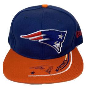 New Era New England Patriots Cap NFL Baseball Hat