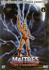 LES MAITRES DE L'UNIVERS AVENTURE 6 /*/ DVD DESSIN ANIME NEUF/CELLO