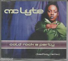 MC LYTE - cold rock a party (bad boy remix) - CD SINGLE 1996 COME NUOVO
