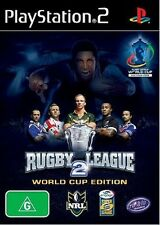 Rugby League 2 World Cup Edition (Sony PlayStation 2, 2008)