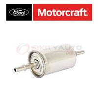 Motorcraft Fuel Filter for 1991-1997 Ford Thunderbird 3.8L 4.6L 5.0L V6 V8 - eg
