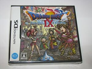Dragon Quest IX 9 Japanese Nintendo DS Japan import BRAND NEW Sealed US Seller