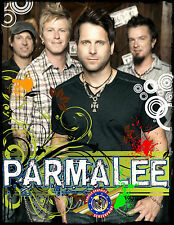 "Parmalee ""Country Music"" Personalized T-shirts"