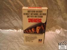 Sneakers VHS Robert Redford Dan Aykroyd Ben Kingsley