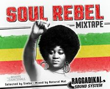 SOUL REBEL REGGAE CULTURE MIX CD