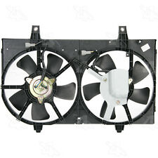 Dual Radiator and Condenser Fan Assembly-Rad / Cond Fan Assembly Parts Master