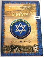 Passover Haggadah Book Gold Edition, Seder Pesach Hagadah Hebrew & English