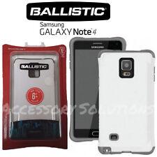 Ballistic Samsung Galaxy Note 4 Urbanite Case Cover White / Gray, UR1498-A13C
