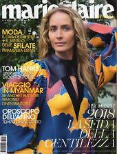 Marie Claire 2018 1.Georgina Grenville,Meghan Markle,Tom Hanks