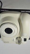 FUJIFILM INSTAX MINI 7S - WHT Medium Format Instant FILM Camera