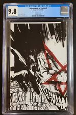 Department of Truth #2 Jason Shawn Alexander Sketch CGC 9.8 Limited to 250