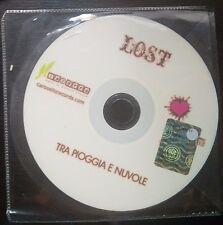 Lost Tra Pioggia E Nuvole  Cd Single Promo  Bustina  1 Track