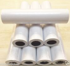 80 Rolls X 500 Tags label Refill for Motex One Line Price Gun White Blank Mx5500