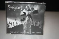 PRIMIGENIUM All your Tears Will be Ours - CD - BLACK METAL FMP 028 MINI ALBUM