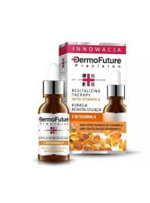 DermoFuture Revitalizing Face Therapy With Vitamin A Night Serum 20ml
