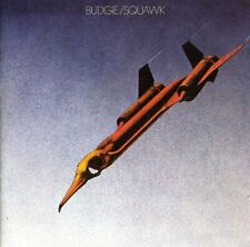 Budgie - Squawk [CD]