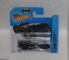 HotWheels Diecast 2014 - The BATMAN BATMOBILE - MOC