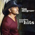 Number One Hits - 2 DISC SET - Tim Mcgraw (2010, CD NEUF)