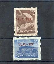 Yugoslavia, Trieste Zone B Sc 15-6(Mi 22-3)*Vf Nh $60