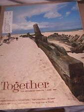 Vintage TOGETHER For Methodist Church Christian Families Magazine 1966 June
