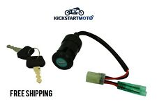 Replacement Assembly Switch Ignition Key Set for Yamaha WR250F WR450F TTR230 WR