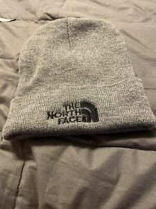 The North Face Gray Knit Hat