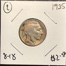 1935 Buffalo Nickel COLLECTOR COIN FOR YOUR COLLECTION.2