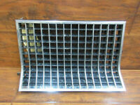 Oldsmobile Cutlass Supreme 2dr  /  1983  /  Right Grille Insert  /  #5