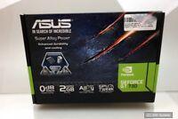 Asus VGA GT730-SL-2GD3-BRK NVIDIA Grafikkarte PCI-e 2GB GDDR3 GT730, 0 dB, NEUW.