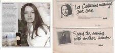 CATHERINE HOWE : CUTTINGS COLLECTION -adverts-