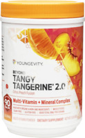 Youngevity Beyond Tangy Tangerine 2.0 - Citrus Peach Fusion (scratch n dent)