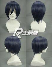 Black Butler Ciel Kuroshitsuji Phantomhive Anime Cosplay Wig Short