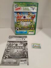 Leap Frog Leap Tv Sports Video Game Excellent Condition