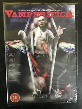 Vamperifica brand NEW/sealed region 2 DVD (2012 horror comedy movie)