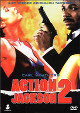Action Jackson 2 , DVD , 100% uncut , new and sealed , Carl Weathers