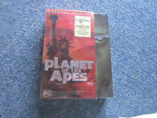 Dvd Planet Of The Apes Special Edition 5 Movie Box Set Great * Must See *