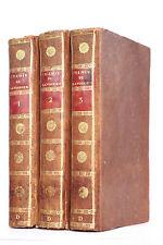 LAVOISIER. TRAITE ELEMENTAIRE DE CHIMIE. OPUSCULES PHYSIQUES ET CHIMIQUES. 1801.