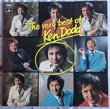 """KEN DODD,THE VERY BEST OF KEN DODD ALBUM.VINTAGE 12"""" LP 33.EXCELLENT CONDITION"""