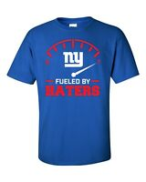 New York Giants Fueled By Haters blue Shirt Saquon Barkley Eli Jones t-shirt