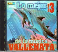 Lo Mejor de La Musica Vallenata  Lizandro Mesa yOtros Mas   BRAND  NEW SEALED CD