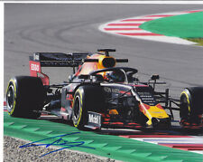 PIERRE GASLY SIGNED AUTOGRAPH F1 2019 RED BULL RACING 8X10 PHOTO  EXACT PROOF #3