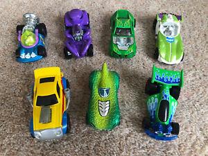 Hotwheels Disney Toystory Diecast Cars X 7 RC