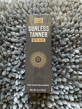 M3 Naturals - Sunless Tanner with Aloe - 5 fl oz- natural Ingredients