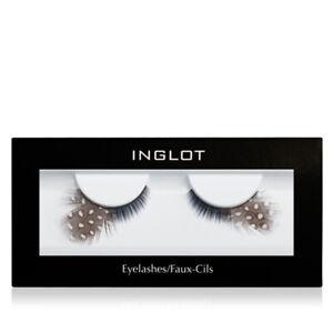 INGLOT Eyelashes 78S - synthetic - Inglot Natural Looking False Eyelashes