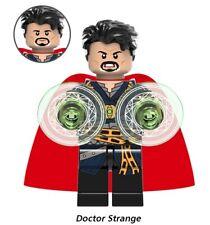 G3 - Doctor Strange - Custom Minifigure Gashapon MOC LEGO - Nuovo in Blister
