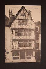 Carte postale ancienne CPA MORLAIX - Maison de la Reine Anne