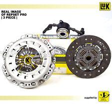 GENUINE LuK REPSET PRO 3 PIECE CLUTCH KIT FOR VW CRAFTER 2.5 TDI (06-) 624327833