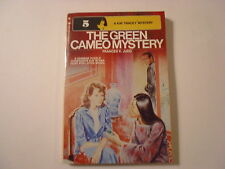 Kay Tracey #5, Green Cameo Mystery, Paperback, 1980, 1st Printing