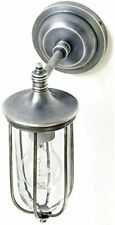 Go Home Vintage Industrial Steel Wall Mount Sconce Lamp